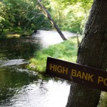 high-bank-sign